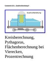 Qualivorbereitung 9