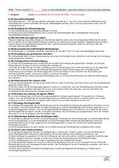 Stufen der Geschäftsfähigkeit - BGB Formulierungen verstehen