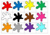 Color Cards - Englisch GS (3. Klasse) farbig