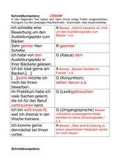 Bewerbung Auf Englisch Phrasen Und Formulierungen 14