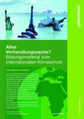 Bildungsmaterial Klimaschutz: Alles Verhandlungssache? (Sekundarstufe)