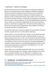 Museumserkundung: Von der Rohfaser zur textilen Fläche (3./4. Klasse Ba-Wü)