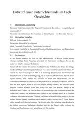 UR-Entwurf: Die Finanzlage des Ancien Régime