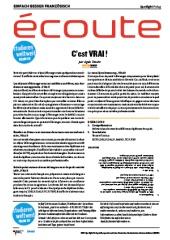 Unterrichtsmaterialien Französisch zum Thema Auslandsaufenthalt (Niveaustufe: Mittel)