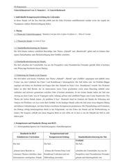 Unterrichtsentwurf Französisch 10. Klasse Thema Zukunft und Berufe Schreibkompetenz