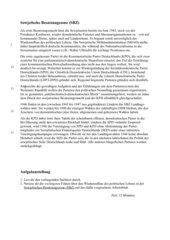 Der politische Wiederaufbau Deutschlands 1945-1949