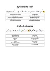 Symbolleiste