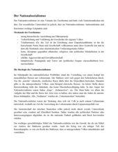 Material zu Nationalsozialismus/Zweiter Weltkrieg/Rassismus
