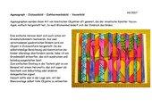 Agamograph – Zickzackbild – Ziehharmonikabild - Vexierbild