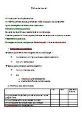 Hörverstehen: Antworten auf Mailbox eines Deutsch-Französischen Kindergartens (Pumuckl)
