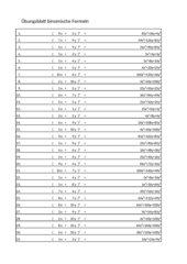 Klapptestgenerator binomische Formeln