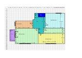 Wohnungsgrundgriss in Excel