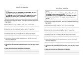 Lerntheke Satzglieder und Adverbialbestimmung zum Roman