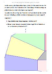 Prüfung 2. Staatsexamen Satz des Pythagoras an ebenen Figuren