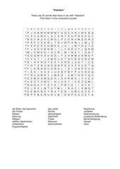 jigsaw puzzle: freedom and politics: pdf-Version