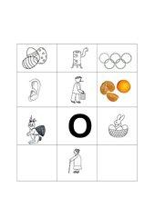 Buchstabenbilder  O