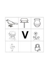 Buchstabenbilder V