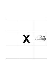 Buchstabenbilder  X