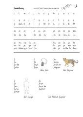 MALIOPE Alphabetisierung - Leseübung, Teil 5