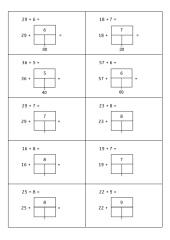 Tipps und Arbeitsblätter für das Rechnen mit Zehnerübergang (Addition und Subtraktion)