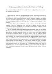Ergänzungsgeschichte zum Gleichnis Arbeiter im Weinberg