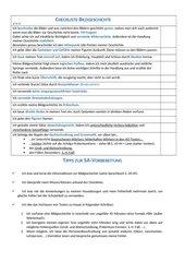 Checkliste Textsorte
