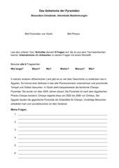 Adverbiale Bestimmungen 5. Klasse