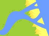 Das Siel - Wie kommt der Fluss durch den Deich?