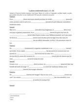 Samuel et Vanessa: Übung zu den Si-Sätzen (Déc IV/Lecon 4)