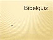 Bibelquiz PowerPoint