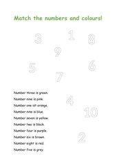 Zahlen bis 10