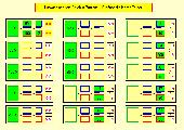 3 Excel-Arbeitsblätter zur Umwandlung von Bruch in Prozent