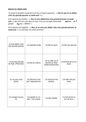 Bingo du week-end