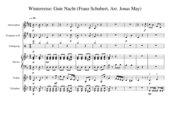 Gute Nacht - Winterreise Lied 1 (Franz Schubert)