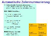 140 Datenbanken - SQLite Primärschlüssel – Zeilennummerierung