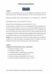 Graphische Herleitung der Kosinusfunktion