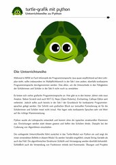 Python Turtle Graphics Kurs