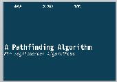 Wegweiser Algorythmus, JAVA/PPTX