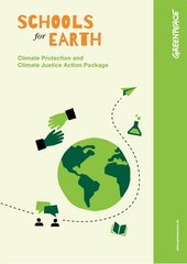 Action Pack Climate Protection and Climate Justice - Schools for Earth (Englische Version) (ab Klasse 5)
