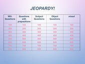 Jeopardy-Asking Questions