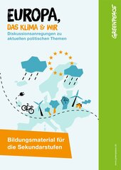 Bildungsmaterial Demokratie: Europa, Das Klima & Wir