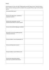 Kennenlernrunde im WP-Kurs
