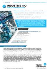 Industrie 4.0 - intelligente Produktion
