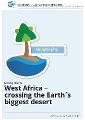 West Africa - crossing the Earth`s biggest desert