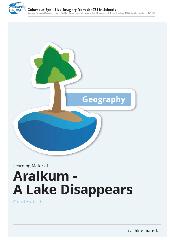 Aralkum - A Lake Disappears
