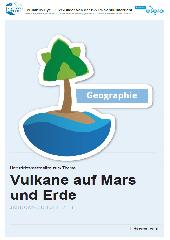 Vulkane auf Mars und Erde