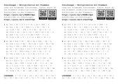 AB Gleichungen mit Klammern (Monom mal Binom)
