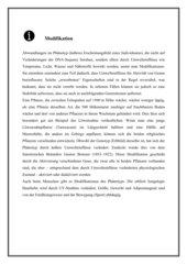 Infotexte Modifikation, Rekombination & Mutation
