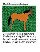 Pferd im KOS- Geometrie in der Ebene