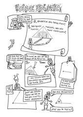 Winkel zeichnen (in Comicform)